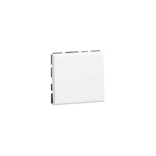 Poussoir 2 modules Mosaic - 077040 - Legrand