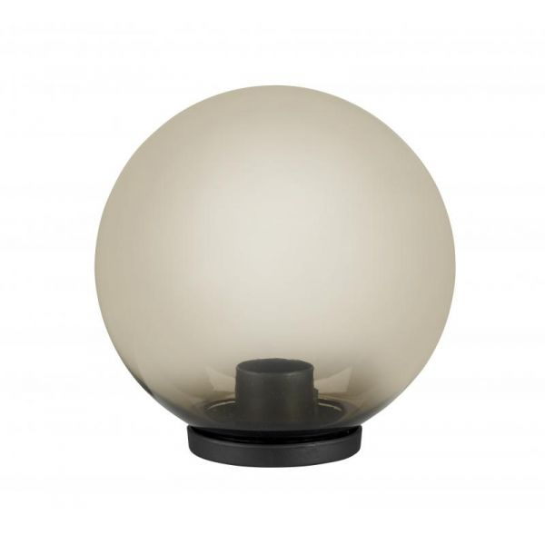 Luminaire boule diam. 400 - Fumée 2056 ARIC