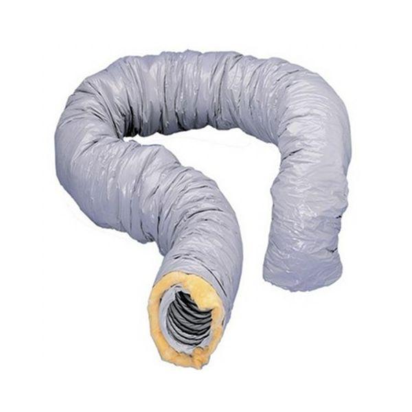 Gaine isolée PVC diam. 80 - 6m - Altlantic - 423050