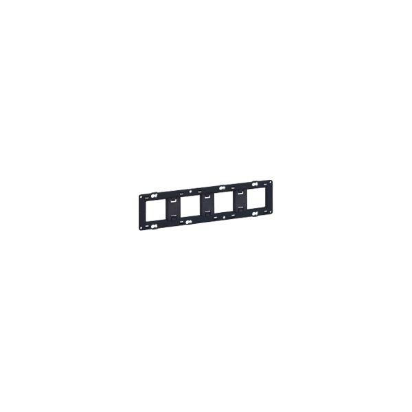Support 4 postes vertical / horizontal - 080254 - Legrand