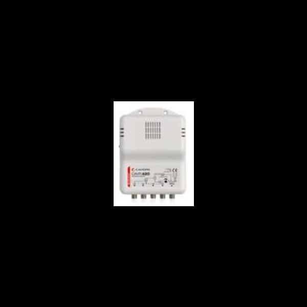 Amplificateur terrestre d'intérieur 4 sorties + filtre 5G - 0145298R13 - CAHORS