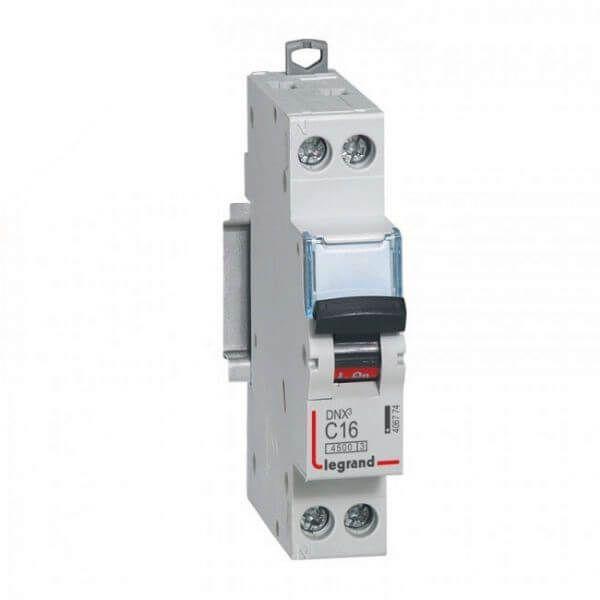 Disjoncteur Legrand DNX3 - Vis/Vis - 16A - 406774 - Legrand
