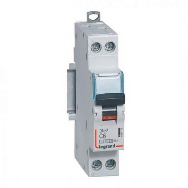 Disjoncteur Legrand DNX3 - Vis/Vis - 20A - 406775 - Legrand