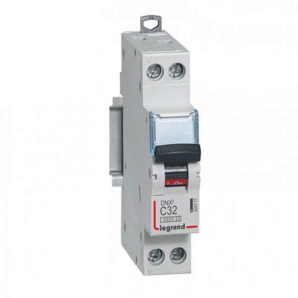Disjoncteur Legrand DNX3 - Vis/Vis - 32A - 406777 - Bâtir Moins Cher