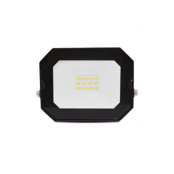 Projecteur Exterieur LED Plat Noir 30W 4000K sans câble 800351