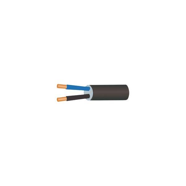 Câble RO2V 2x10 au mètre - FIL024200 - Bâtir Moins Cher