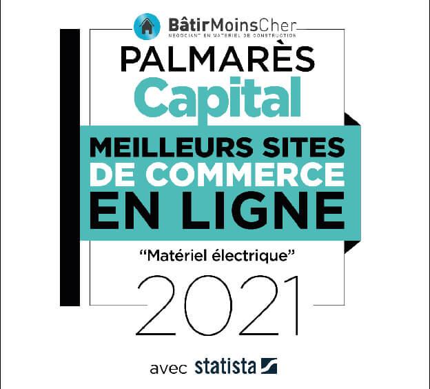 Capital meilleur site E-commerce Bâtir Moins Cher